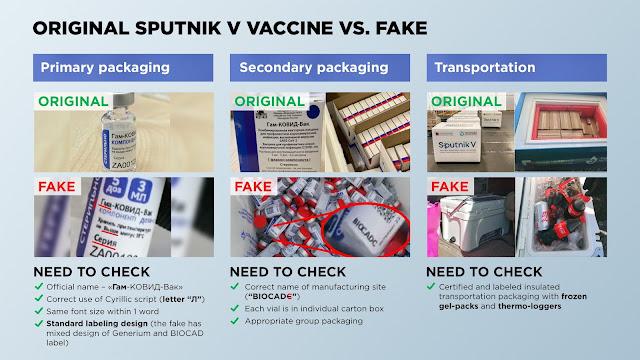 Falsas las vacunas decomisadas en Campeche y serían un intento por desacreditar la Sputnik V: Rusia