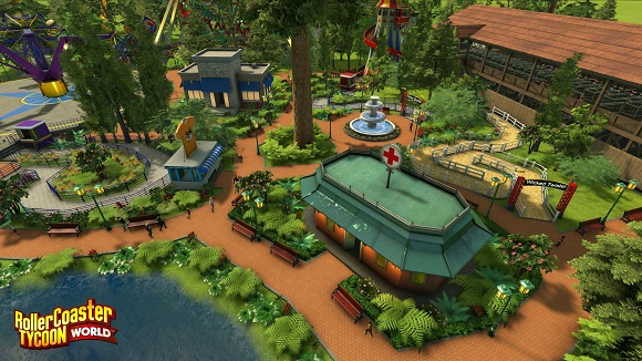 Zoo Tycoon 2 Flat Map Download