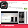 Aplikasi Android Pengukur Kecepatan Kapal 2019