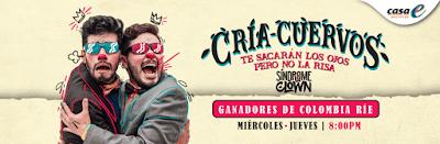 Cría cuervos (Clown)   Teatro CASA E