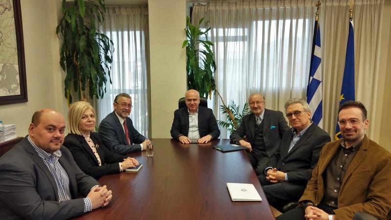 Συγκροτήθηκε η επιτροπή της Περιφέρειας ΑΜ-Θ για τα 100 χρόνια από την ενσωμάτωση της Θράκης στον εθνικό κορμό