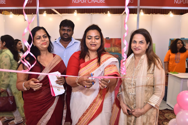 Dr.Vineeta Kapoor, Preeta Harit IRS, Commissioner of Income tax, Delhi and Ramola Bachchan