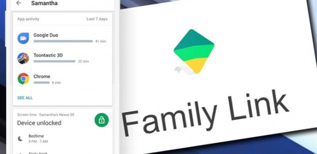 Google Family Link Suomi