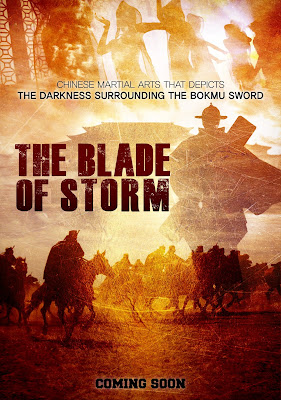 The Blade of Storm 2019 Dual Audio Hindi 720p WEBRip Download