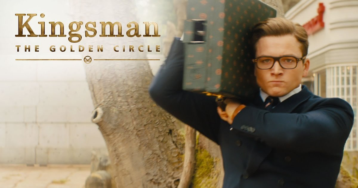 Kingsman : The Golden Circle (2017) Review