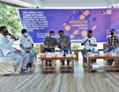 Event NCF di Batam, Bangkitkan Keterpurukan Sektor Parawisata