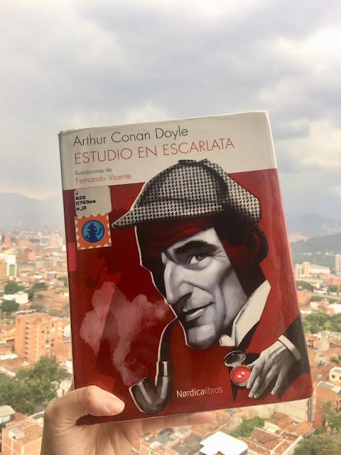 Estudio en escarlata (Arthur Conan Doyle)