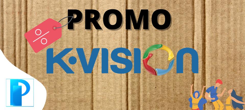 Promo KVision Bulan Januari 2021