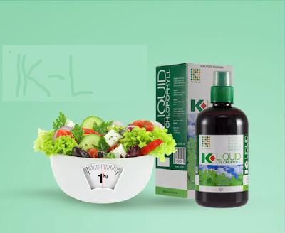 Apa itu K-Liquid Chlorophyll