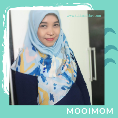 Review MOOIMOM Belly Cream