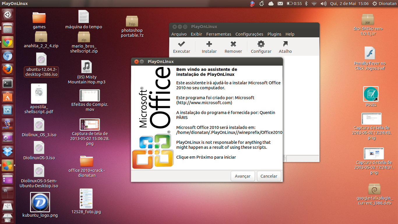Como instalar o Microsoft Office 2010 no Linux - Tutorial