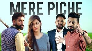 MERE PICHE LYRICS - Monty & Waris | Punjabi Song 2016
