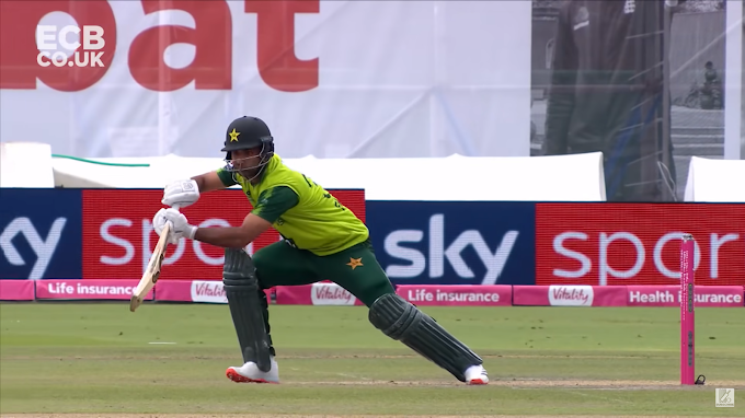England vs Pakistan 3rd T20 international 2020