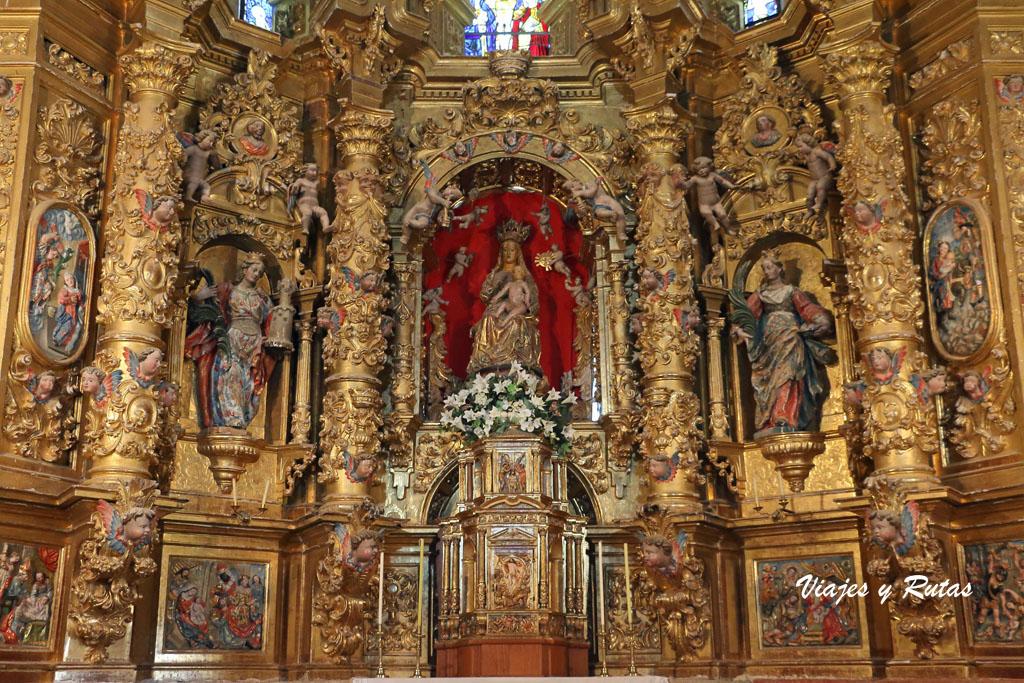 Iglesia de Nuestra Señora de los Reyes, Grijalba