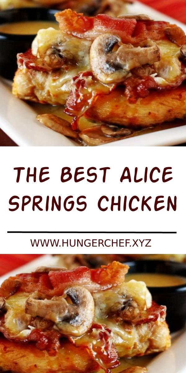 The Best Alice Springs Chicken Recipe #springsrecipe #springfood #springrecipe #chicken #chickenrecipe #dish #dinner