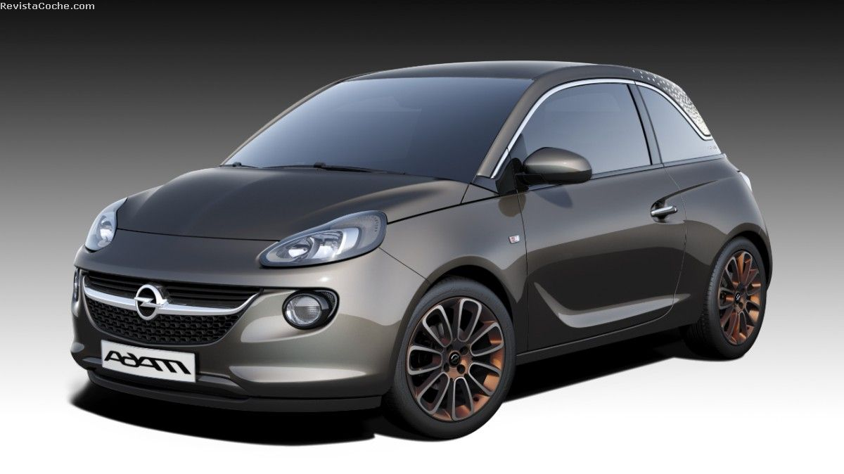 revista coche ya est disponible el configurador online del opel adam. Black Bedroom Furniture Sets. Home Design Ideas