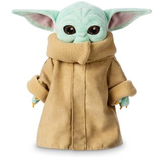 Ya están aquí los productos de The Child (a.k.a. Baby Yoda).
