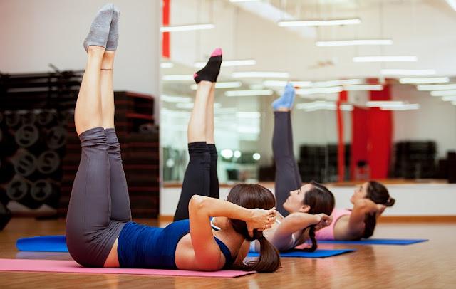 Women's Fitness Class Happy Valley