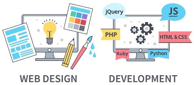 website design development company nj usa