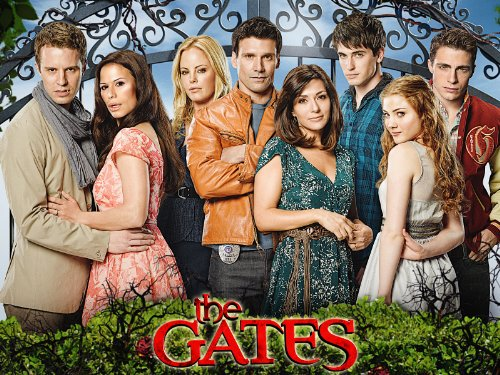 Cast of ABC's 'The Gates'