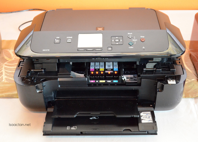 Canon PIXMA MG5570 Photo All-in-One Printer