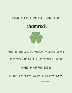 happy Patrick day sayings