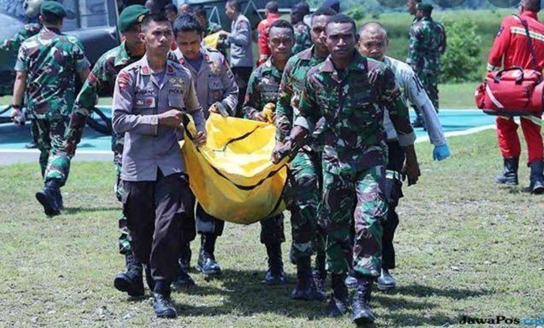 KKSB Kembali Serang Warga Sipil di Papua