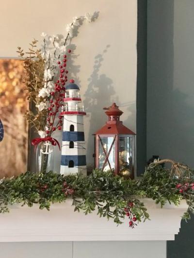 Lighthouse Decor Christmas