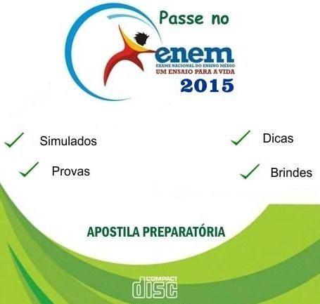 Download Apostilas ENEM 2015 Completo