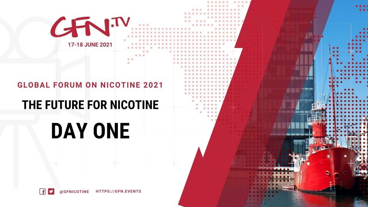 Global forum on nicotine 2021