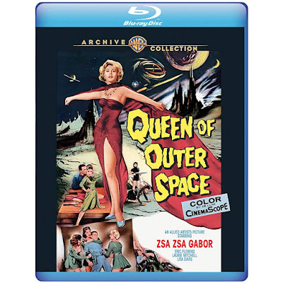 Queen Of Outer Space 1958 Blu Ray