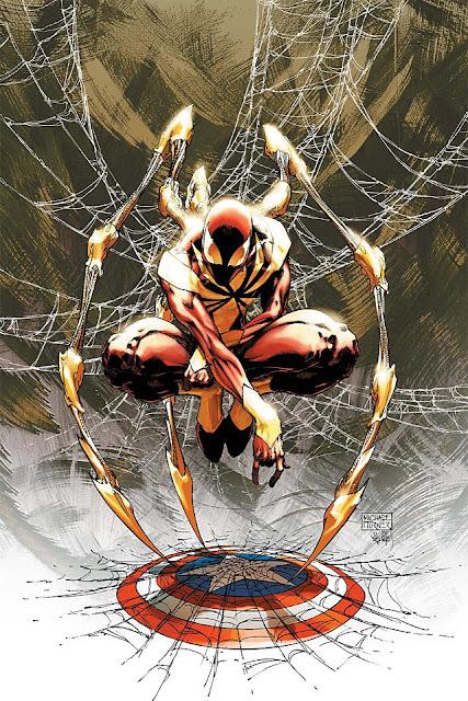 Spiderman traje Civil War