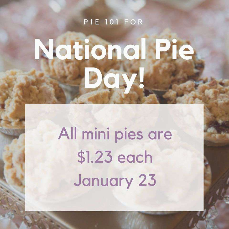 National Pie Day Wishes Beautiful Image