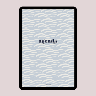 agenda digital bonita ipad gratis