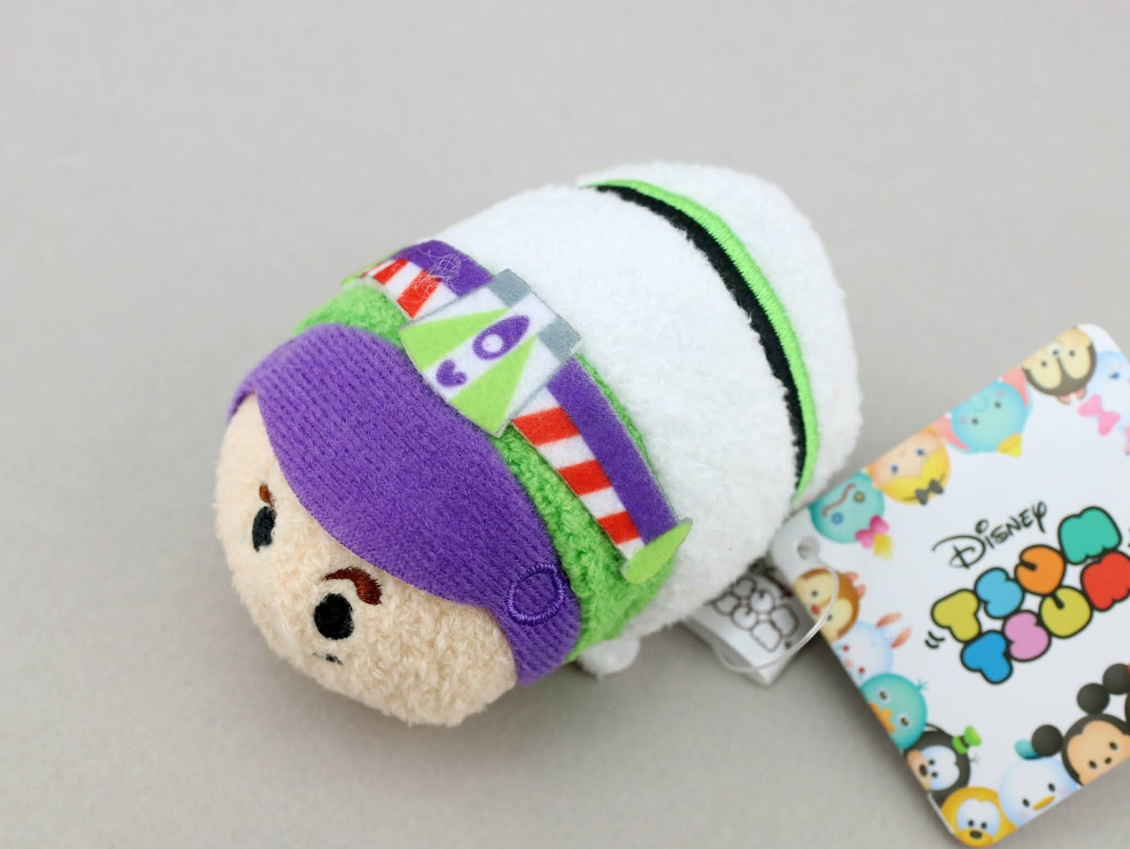 toy story 4 tsum tsums buzz