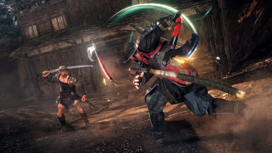 nioh 2 screenshots 4 ps4 team ninja koei tecmo games sony interactive entertainment