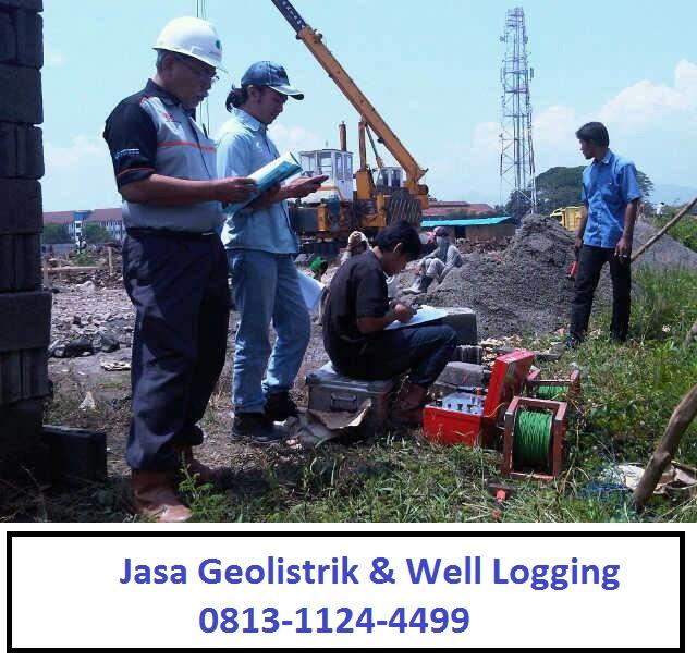 Jasa Geolistrik Well Logging Di Palembang Sumatra Selatan Jabodetabekborair Com