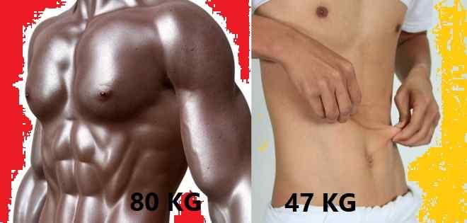 نظام غذائى لزيادة الوزن للشباب بشكل صحى