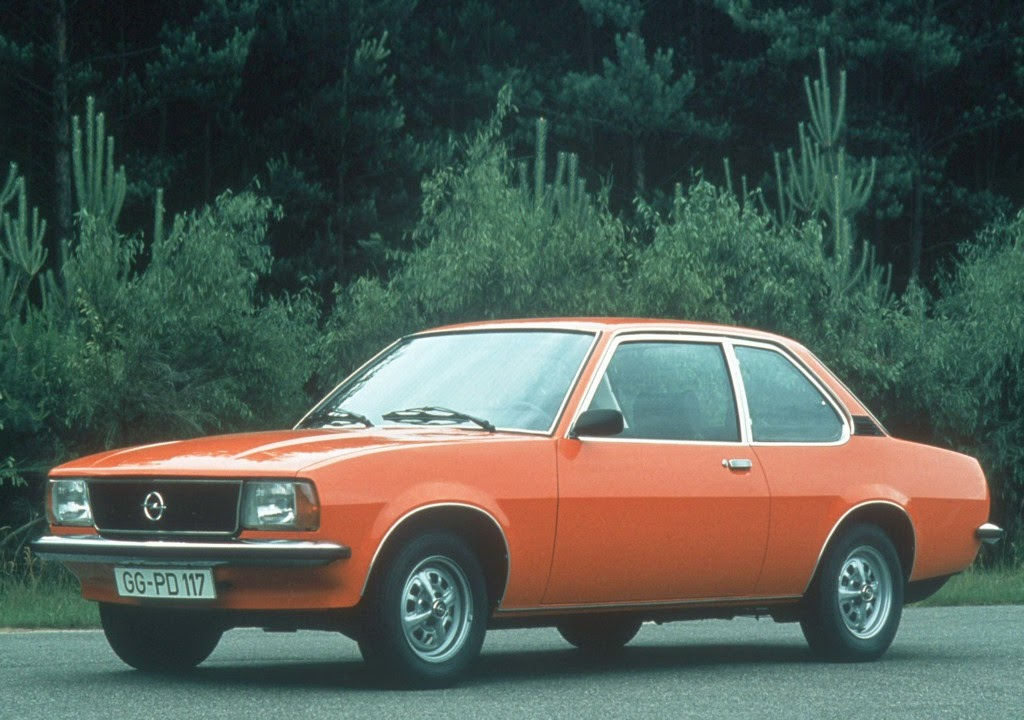 Avengers In Time 1970 Cars Opel Ascona A