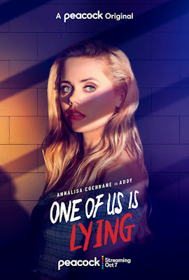 One Of Us Is Lying Series Poster 2