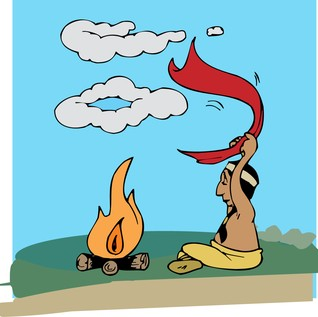 Smoke Signals tell you where you are