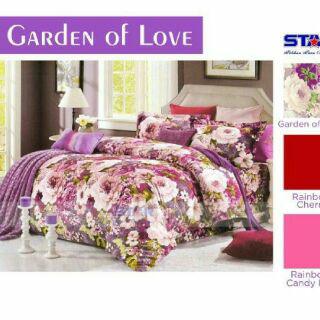 Sprei garden of love star