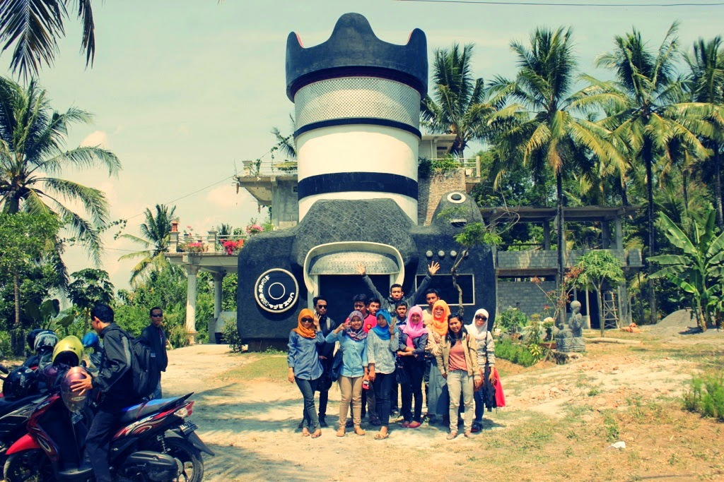Rumah Kamera Borobudur