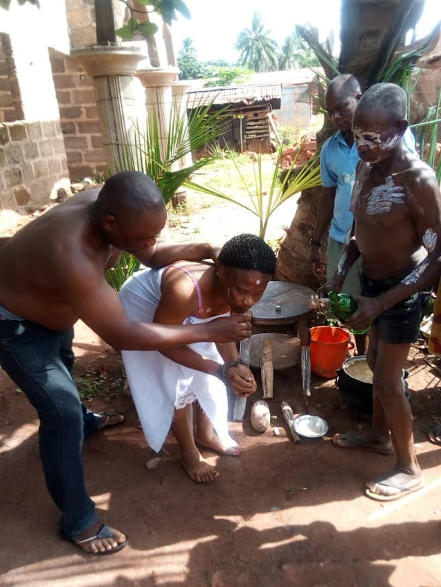 Woman Absconds Over Alleged Witchcraft Practices