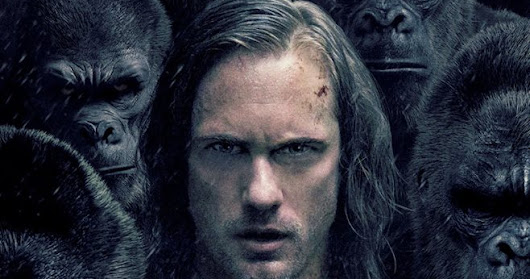 Review Film The Legend of Tarzan (2016)