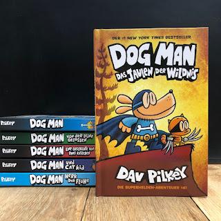 Dog Man - Das Jaulen der Wildnis