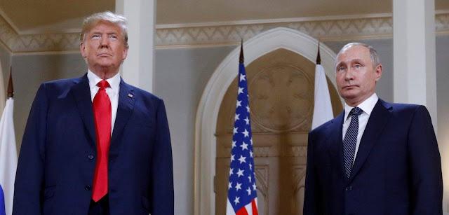 Ο Τραμπ, ο Πούτιν και η... νέα Γιάλτα
