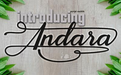 Andara Font