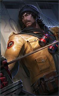 Yi Sun Shin Apocalypse Agent Heroes Marksman of Skins V2