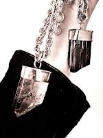bijoux de tourmaline, pierre fine